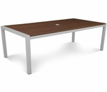 TREX Parsons 78 Inch Rectangular Harvest Dining Table