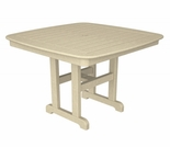 TREX Yacht Club 37 Inch Dining Table