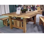Villa Dining Table 4ft or 5ft - Out of Stock til June