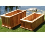 Villa Rectangle Planters
