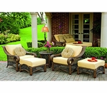 Whitecraft by Woodard Belmar Seating Set