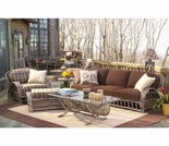 Whitecraft by Woodard River Run Sofa Set