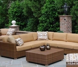 Whitecraft by Woodland Sedona Sectional Set