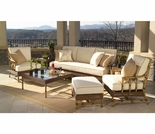 Whitecraft by Woodland South Terrace Sofa Set