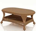 Wicker Forever Patio Catalina Coffee Table
