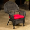 Wicker Catalina Dining Chair