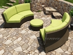Wicker Seating Sets