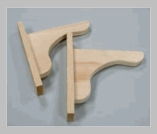 Windowbox Mounting Brackets