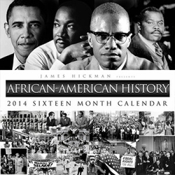 2014 African-American History Calendar Only $7!