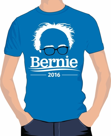 Grassroots Activist Special -Bernie 2016 T-Shirt As Low As $7.50!