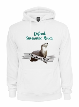 Defend Suwanee River Otter Guardian Hoodie