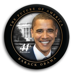 Future of America Obama Magnet - 3""
