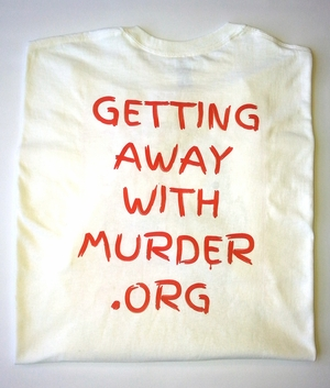 Getting Away With Murder T-Shirt