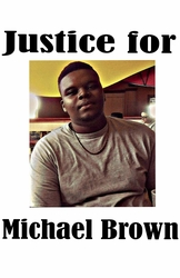 Justice For Michael Brown T-Shirt