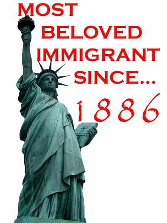 Most Beloved Immigrant T-Shirt