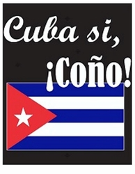 New! Cuba Si, �Co�o! T-Shirt
