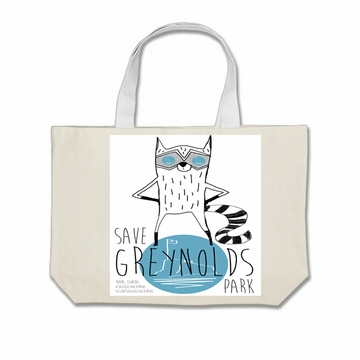 New! Save Greynolds Park 2014 Tote Bag