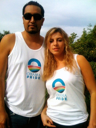 Obama Pride Shirts & Buttons