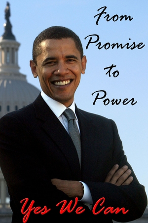 Obama Promise to Power T-Shirt
