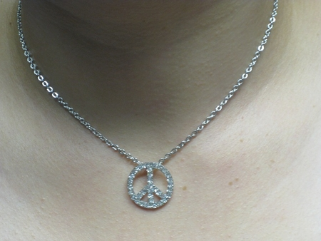 PEACE NECKLACES