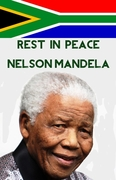 Rest In Peace Nelson Mandela T-Shirt