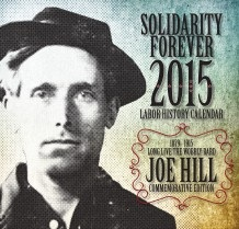 Solidarity Forever Labor History Calendar 2015