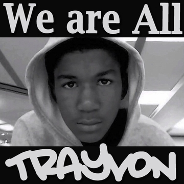 We Are All Trayvon T-Shirt