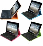 2COOL Duo-View� Portfolio with Detachable Bluetooth� Keyboard