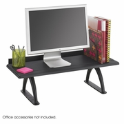 """30"""" and 42"""" Desk Riser and Organizer"""