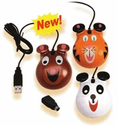 Animal-themed Computer Mice