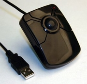 Clearly Superior Technologies MicroTrac Mini Trackball Mouse