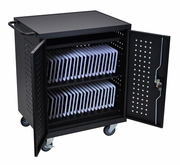 Luxor Computer, Chromebook, and Tablet Charging Cart 42 Devices