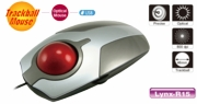 LX-R15 Optical Trackball Mouse 3 button with Scroll wheel