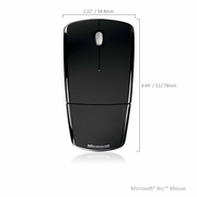 Micro Soft Arc Wireless Mouse