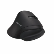 Newtral Ergonomic Wireless Black Mouse