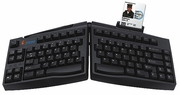 SC2.0 Goldtouch Ergonomic Smart Card Wired Keyboard - Black -  <font color=red><b>Free Shipping</b></font>