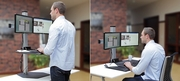 Sit & Stand Height Adjustable Workstations