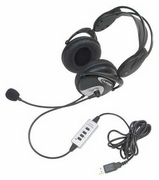 Califone Stereo Headset USB