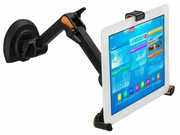Tablet Mount for Under Cabinet, Wall, or Desk, Fits up to 11 Inch Apple, Samsung Tablets