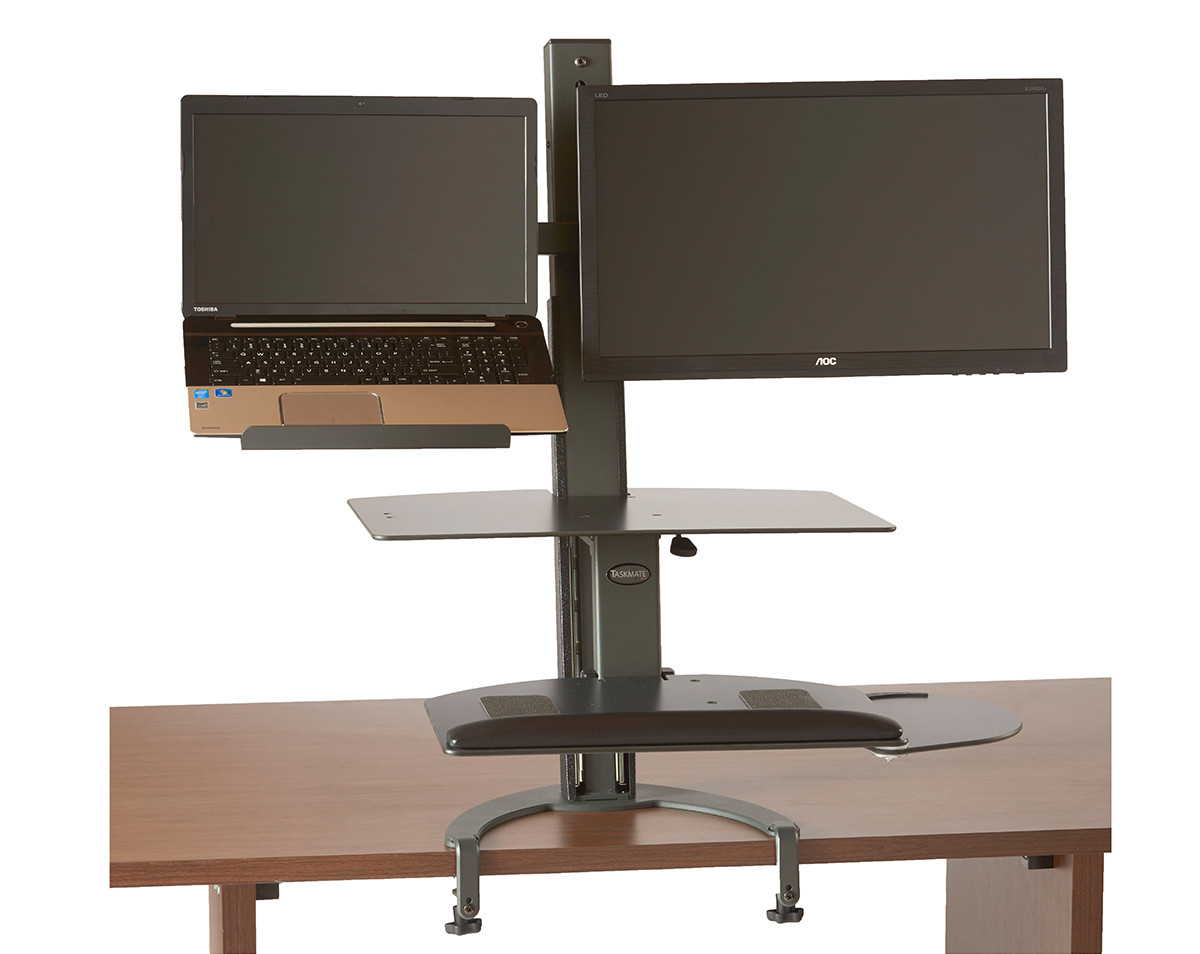 Improving productivity of a workstation