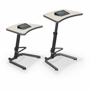 UpRite Student Height Adjustable Sit and Stand Desk