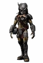 Alien vs. Predator Wolf Predator SH MonsterArts Die-Cast Action Figure