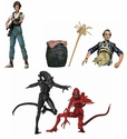 Aliens Series 5 Figure Set of 4