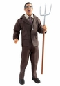 Anchorman 8In Battle Ready Brick Tamland Figure