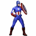 Avengers Captain America Figure 1/4 Scale Action Figure