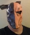 Batman Arkham Deathstroke 3/4 Vinyl Adult Mask