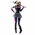 Batman Arkham Knight Play Arts Kai Harley Quinn Figure