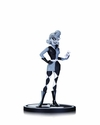 Batman Black & White Harley Quinn Statue By Dini
