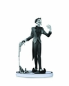Batman Black & White Statue Joker By Jim Lee 2Nd Ed