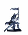 Batman Black & White Statue Scarecrow By Danda